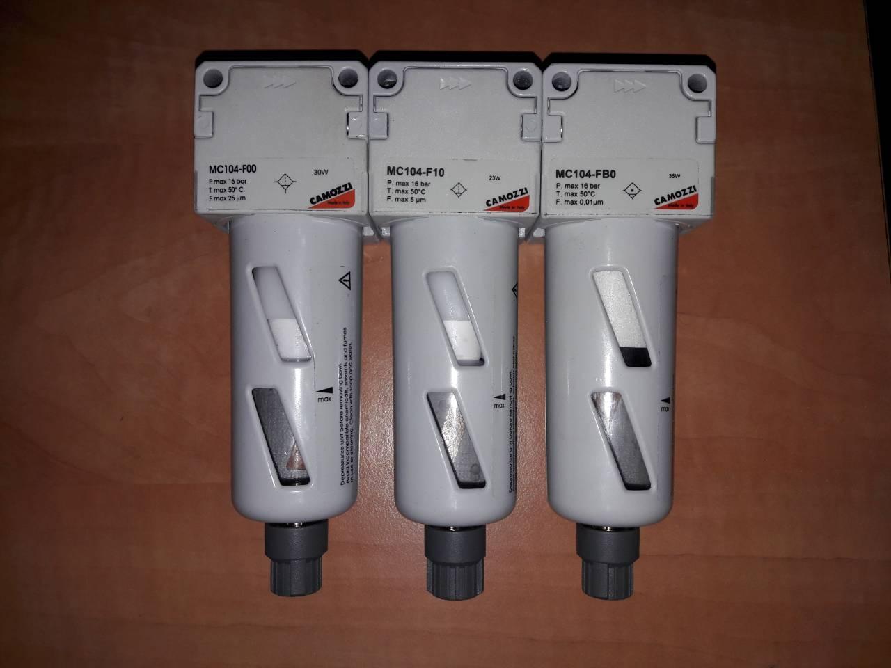 Блок подготовки воздуха, для систем плазменной резки