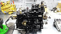 KOMATSU, YANMAR ремонт топливной аппаратуры