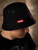 Панама PUNCH - Sunstroke, black/red