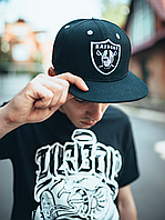 Снепбек Liberty - Oakland Raiders, Black
