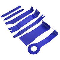 Набор съемников для обшивки салона (дверные карты, пластик, клипсы)