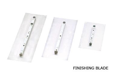 Леза затиральні для затиральної машини 900 CFB061420 (фінішні - комплект 4 шт.)