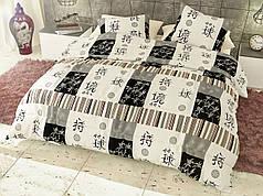 """Ткань для постельного белья Бязь """"Platinum"""" PT391T (50м)"""
