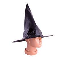 Колпак для Ведьмы, черный лак