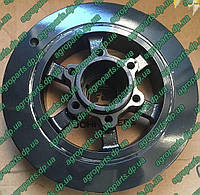 Демпфер RE520465 Torsional Damper John Deere запчасти демфер re520465