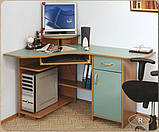 Стол компьютерный СКК - 1 № 3 (Континент) 1000х1350х760мм, фото 3