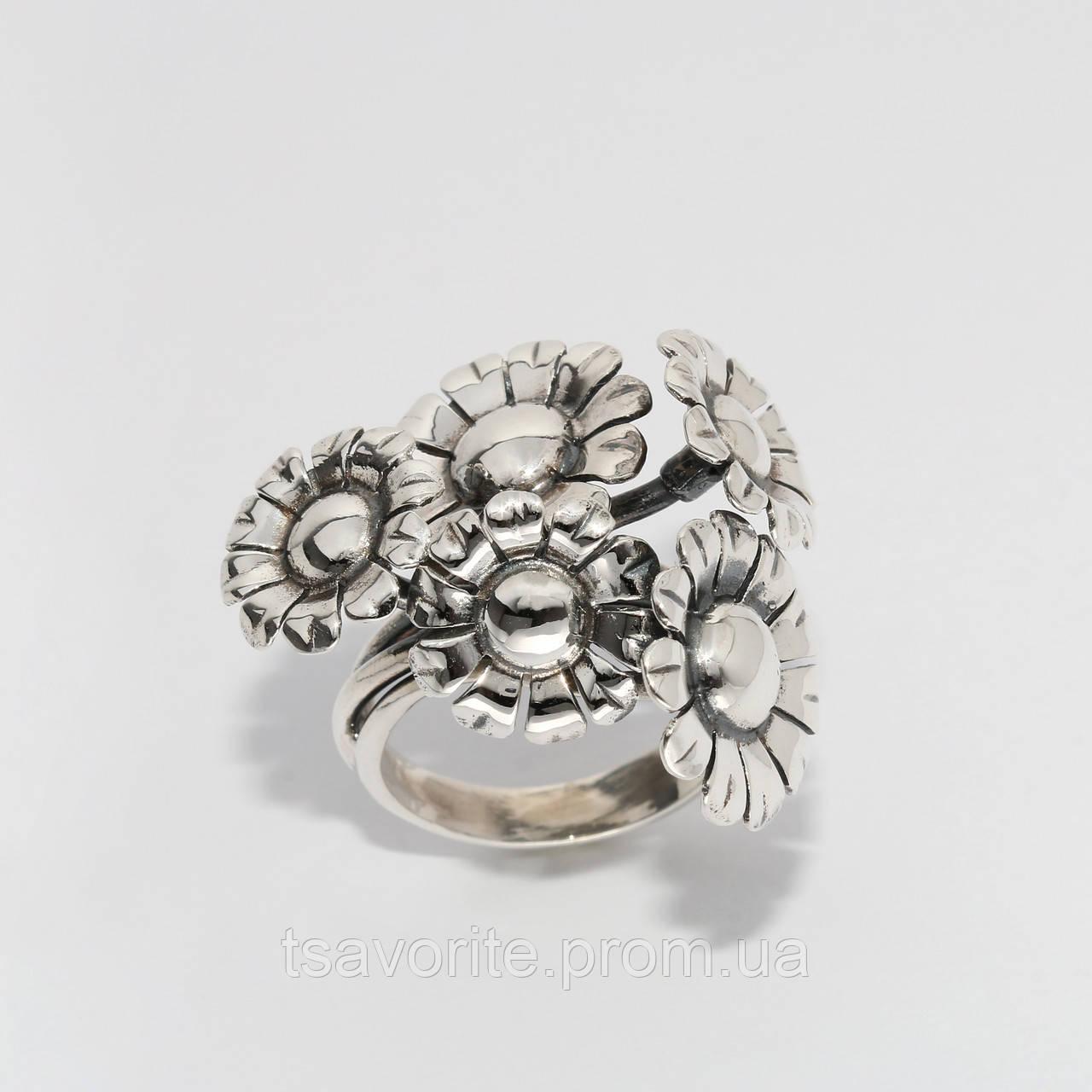 Серебряное кольцо 146КЮ