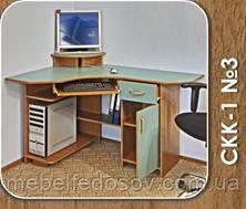 стол компьютерный континет