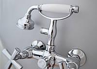 Смеситель для ванны  AMETIST АМ 6133 A Хром