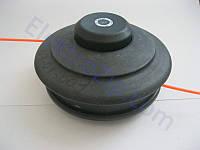 Черная, пластиковая катушка для триммера (бензо)