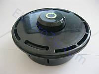 Черная, металлическая катушка для триммера (бензо)