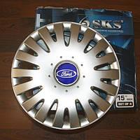 Колпаки на колеса SKS R15 Ford - Колпаки на диски - Модель 306, купить автоколпаки