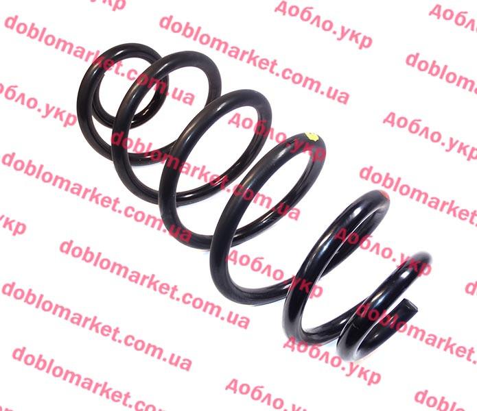 Пружина задняя (у.г.) Doblo 2009-, Doblo 2015-, Арт. 51850392, 51850392, 51850393, FIAT
