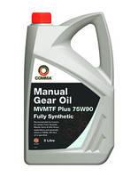 Трансмиссионное масло Comma 75W-90 MTF Plus 5L