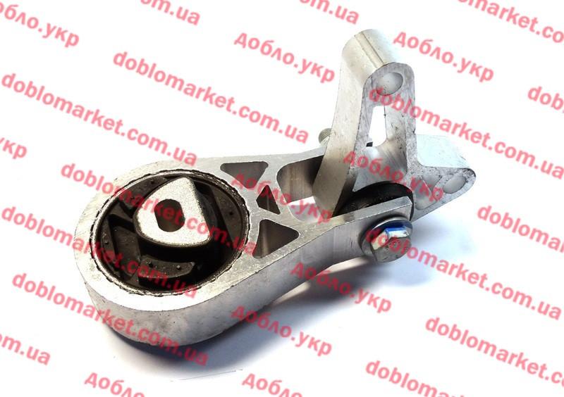 Опора двигателя задняя нижняя 1.4i, 1.6i Doblo 2000-2016, Арт. 046830162, 46830162, GLOBAL automotive