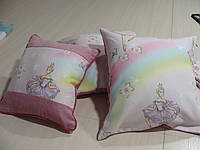 Комплект подушек Балерины, 3шт, фото 1