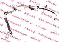 Патрубок кондиционера Doblo 2015-, Арт. 51981313, 51981313, FIAT