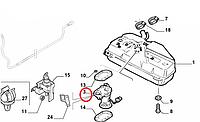 Насос топливный1.4i 8v Siena 2002-2012, Арт. 51868775, 51868775, FIAT