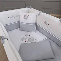 Комплект для детской кроватки Funna Baby Baby Star 7 предметов (26036)