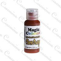 Гелевый краситель Magic Colours для шоколада - Оранжевый - 32 г