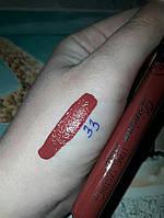 Суперстойкие матовые блески помада для губ №33