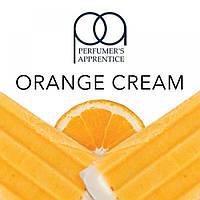 Натуральный Ароматизатор TPA Высокой Концентрации 10ml (Orange Cream)