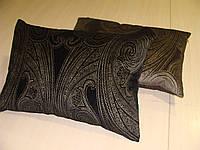 Комплект подушек серые венге, 4шт, фото 1