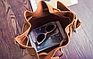 Сумка женская кожаная кросс боди через плечо Suzy в наборе кошелек Черный, фото 6