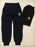 Спортивные брюки утепленные для мальчиков 116-122-128-134-140-146рр