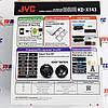 Автомагнитола JVC KD-X143, фото 6