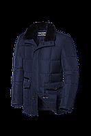 Стильная зимняя мужская куртка с мехом Braggart Status