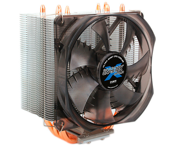 Вентилятор CPU Zalman CNPS10X OPTIMA s1155/1156/1366/775/FM1/AM2/AM3