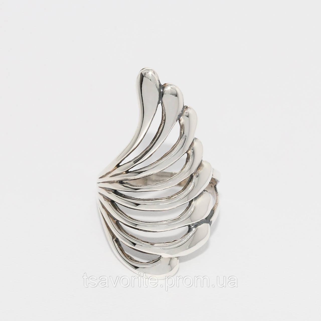 Серебряное кольцо 147КЮ