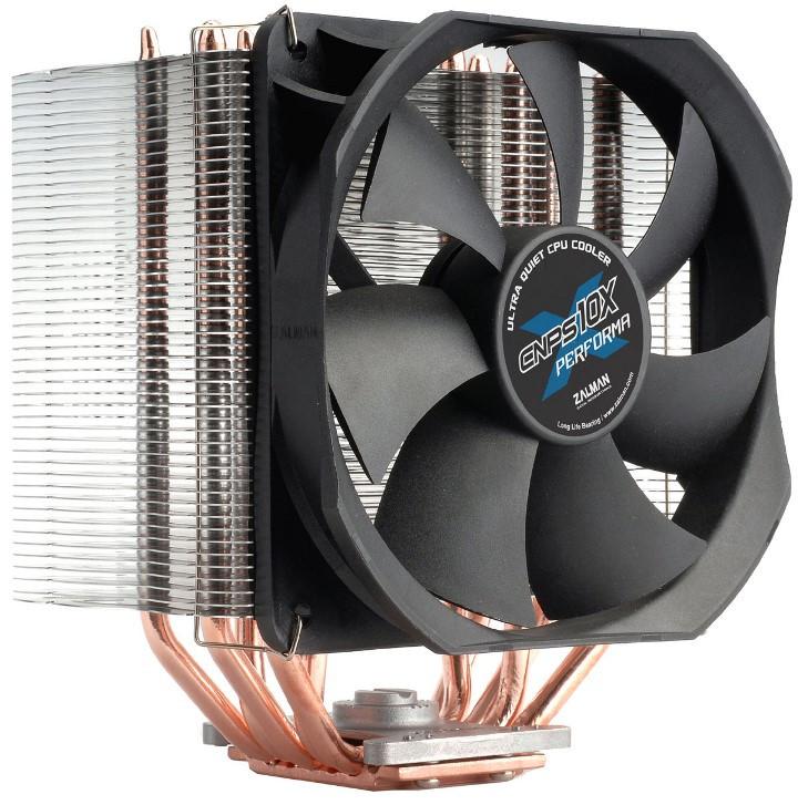 Вентилятор CPU Zalman CNPS10X Performa + / 2011 (V3),1366,1156/55/51/50,775,FM1/