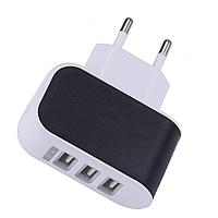 Адаптер для зарядки на 3 USB