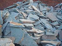 Природный Цеолит плитняк (дикий камень), фото 1