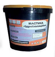 Битумная - резиновая мастика 5 кг