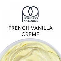 Натуральный Ароматизатор TPA Высокой Концентрации 10ml (French Vanilla Creme)
