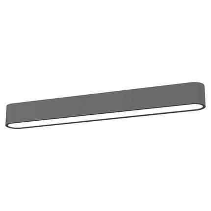 Светильник потолочный 24Вт NOWODVORSKI Soft Graphite 6990 (6990), фото 2