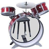 Барабанная установка Simba со стульчиком (6839858)