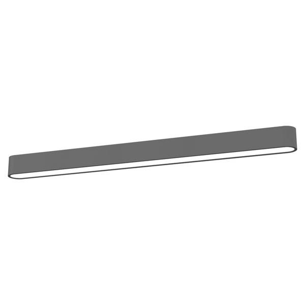 Потолочный светильник 54Вт NOWODVORSKI Soft Graphite 6992 (6992)