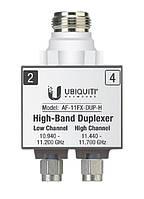 Ubiquiti AirFiber 11FX High-Band Duplexer (AF-11FX-H)
