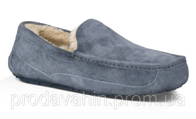 Ботинки  UGG David Beckham Boots Dark Blue оригинал