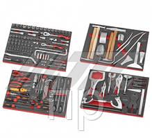Комплект инструментов (177 предметов) JTC  UB0177 JTC