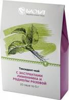 Токсидонт-май с экстрактами лимонника и родиолы розовой (нарушение обмена веществ, ожирение, диабет, климакс)