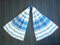 "Тканий рушник з українським орнаментом ""Лебедин"" 90*33см"