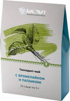 Токсидонт-май с бромелайном и папаином Арго ОРИГИНАЛ (похудение, ожирение, пищеварение, очистка организма)