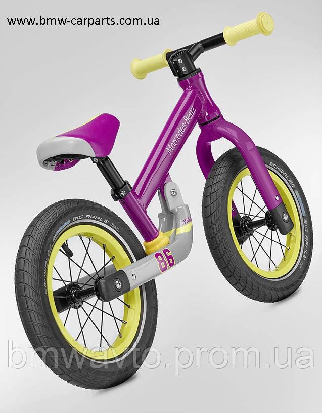 Дитячий беговел Mercedes Balance Bike, фото 2