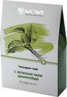Токсидонт-май с зеленым чаем Джинсейдо ОРИГИНАЛ (антиоксидант, интоксикация, отравление, онкология, токсины)