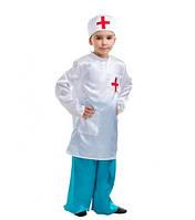 Детский карнавальный костюм Врача, Доктора, Айболита